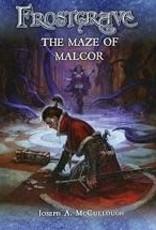 Osprey Frostgrave: Maze of Malcor