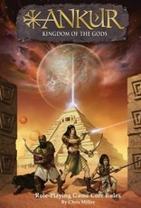 Chris Miller Games Ankur Kingdom of the Gods (Softback)