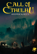 Chaosium Call of Cthulhu: Keeper Screen Pack
