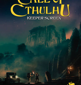 Chaosium Call of Cthulhu: Keeper Screen Pack