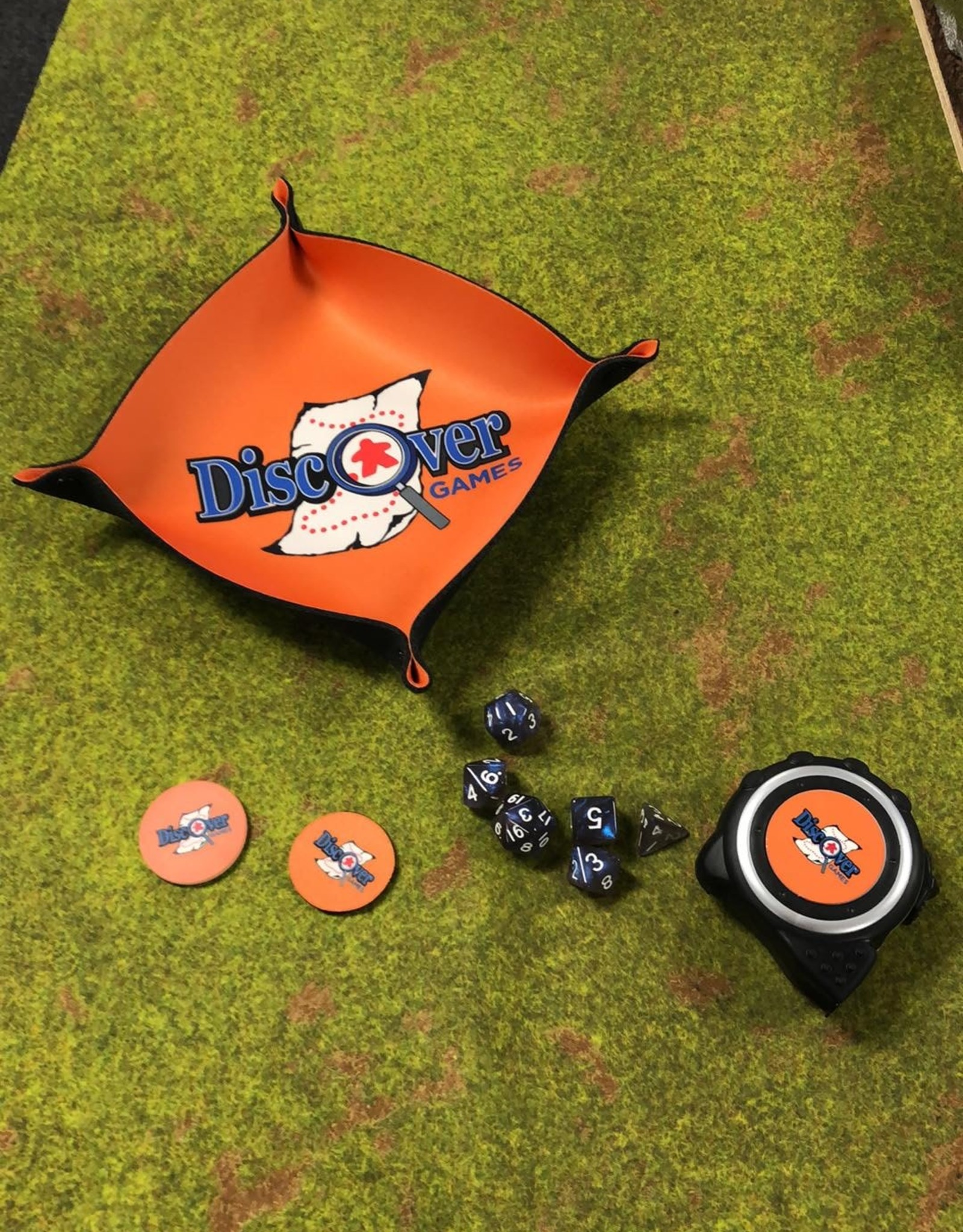 Dice Tray - Discover Games