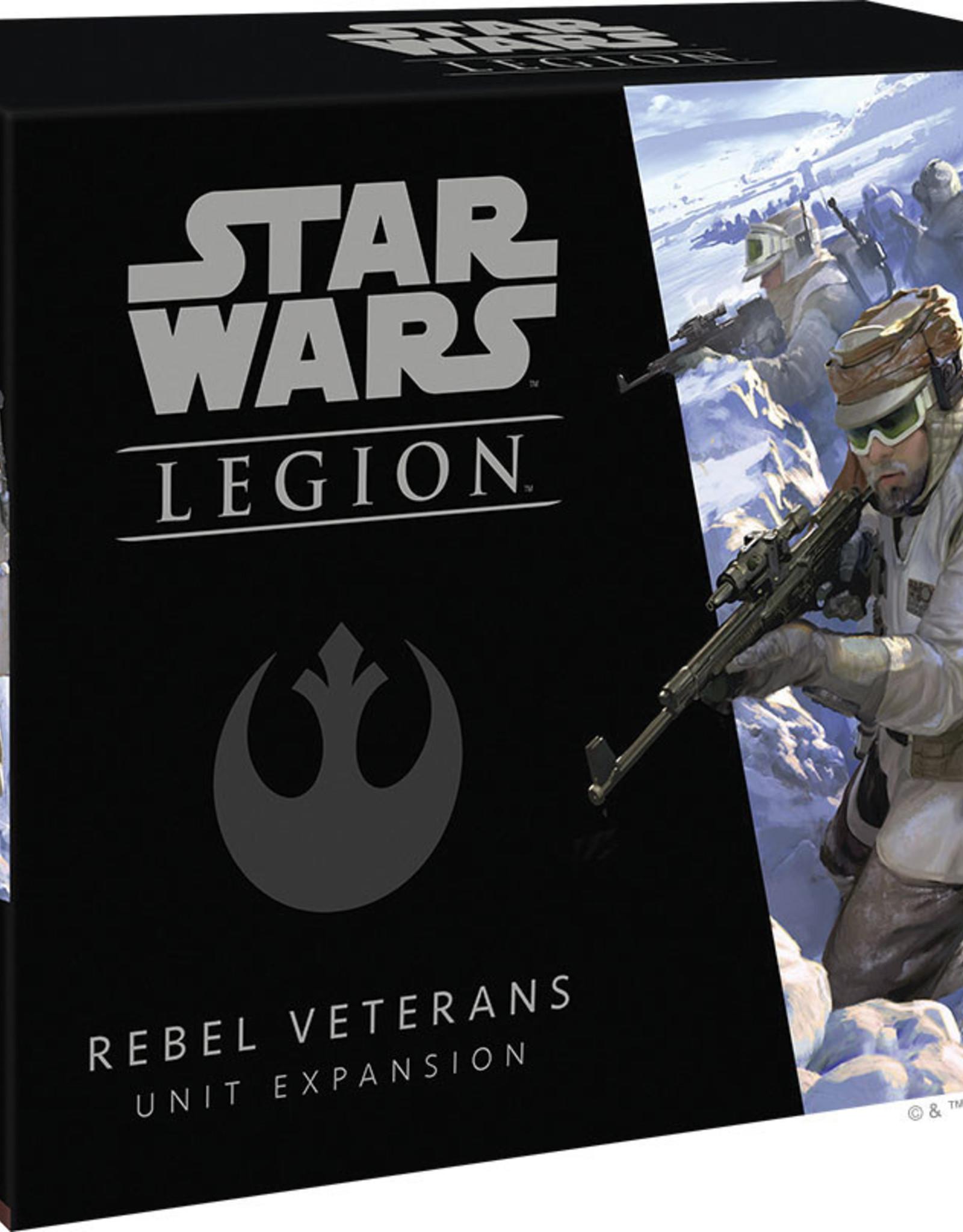 Fantasy Flight Games Rebel Veterans