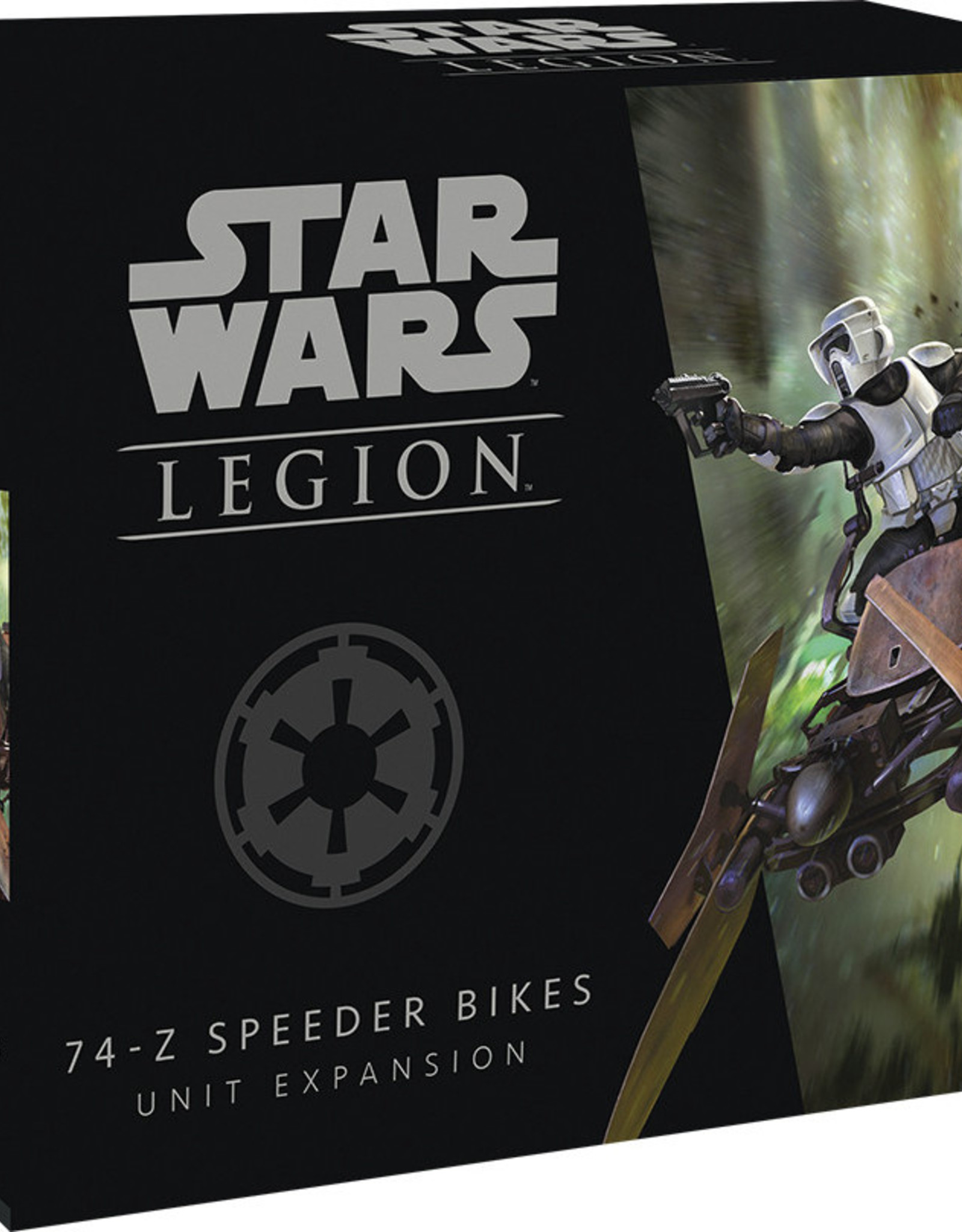 Fantasy Flight Games 74-Z Speeder Bike