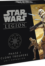 Fantasy Flight Games Phase I Clone Troopers Upgrade