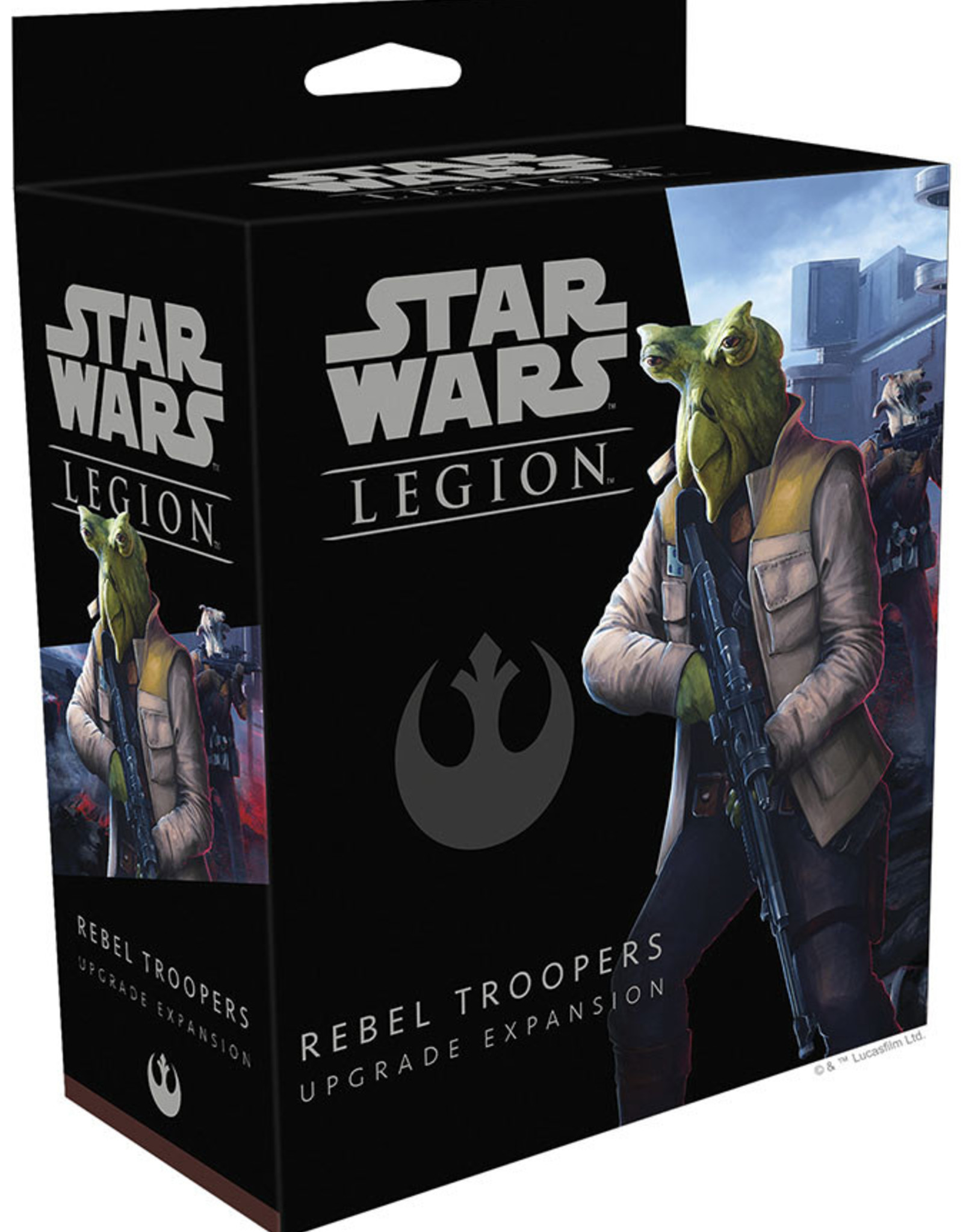 Fantasy Flight Games Rebel Troopers Upgrade