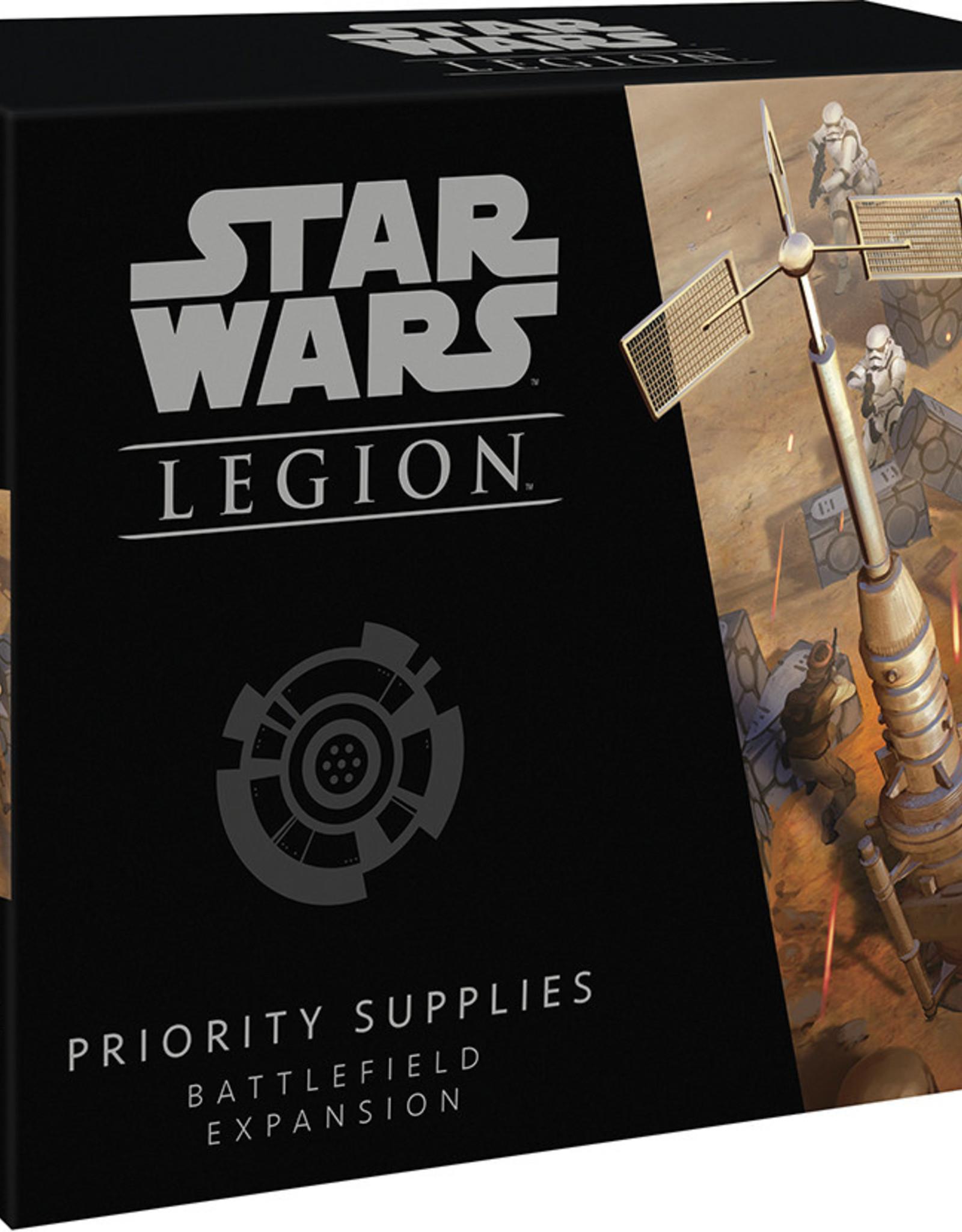 Priority Supplie Battlefield Expansion