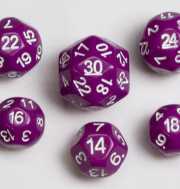 Dice, Magenta (6pc Upgrade)
