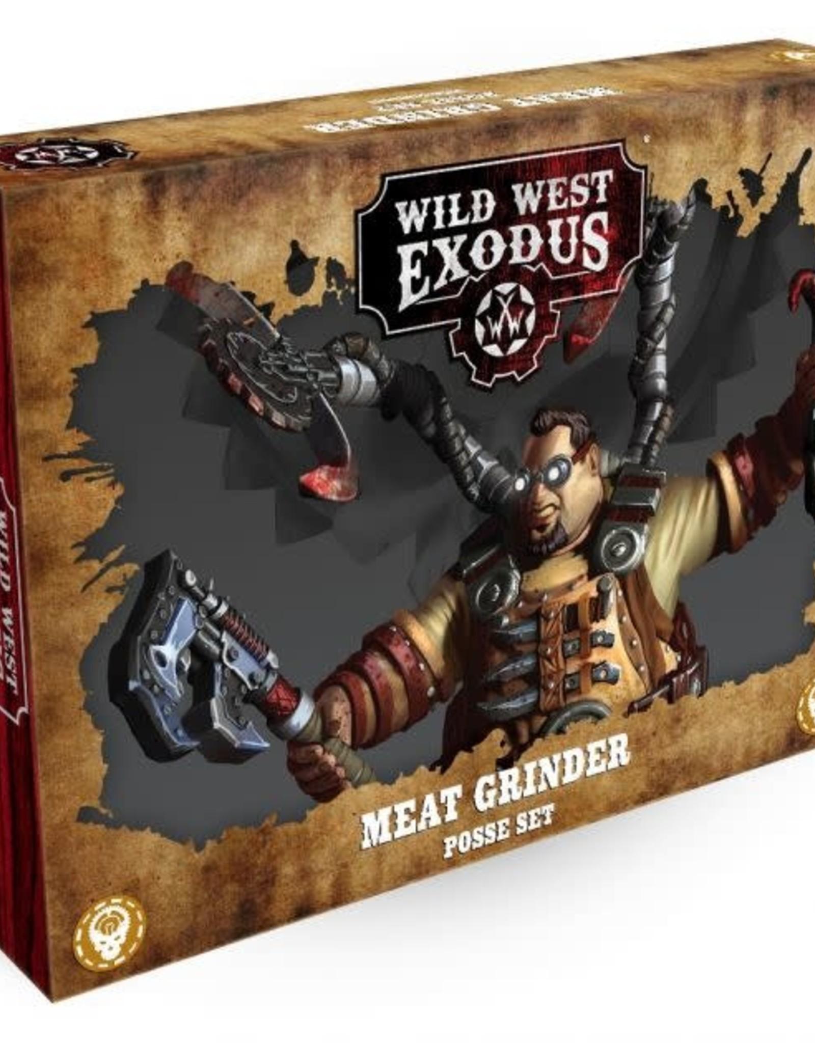 Meat Grinder Posse Set