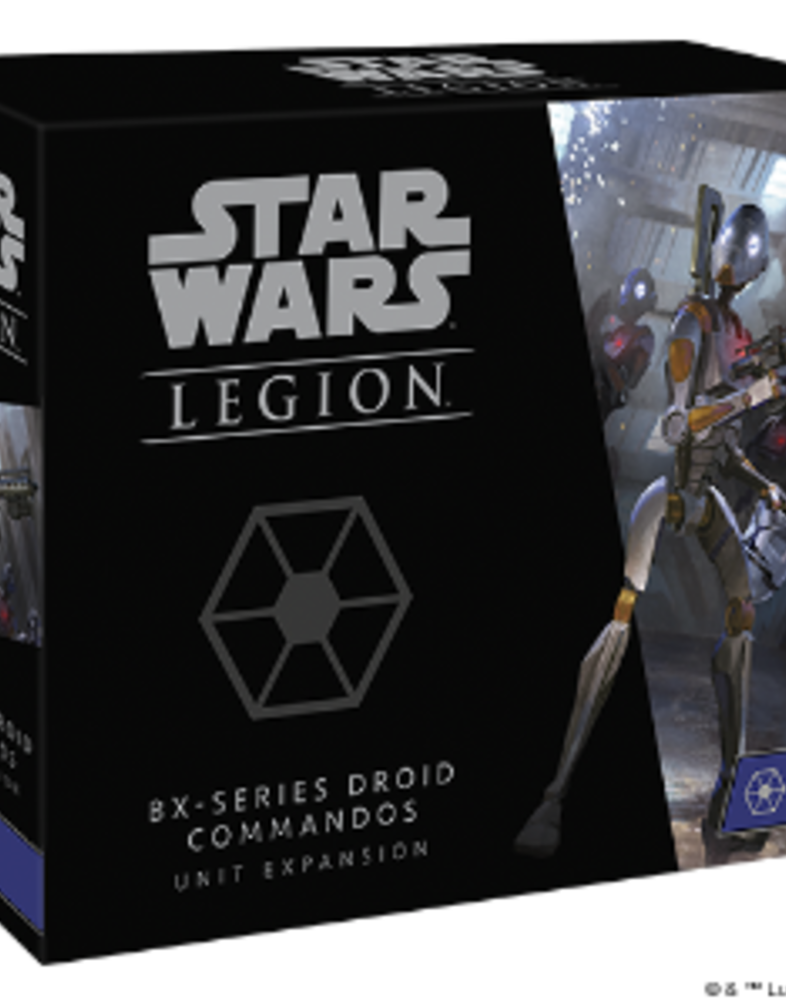 BX-Series Droid Commandos
