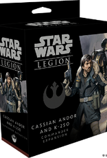 Cassian Andor and K-2SO Commander Expansion
