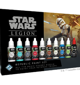 Republic Paint Set