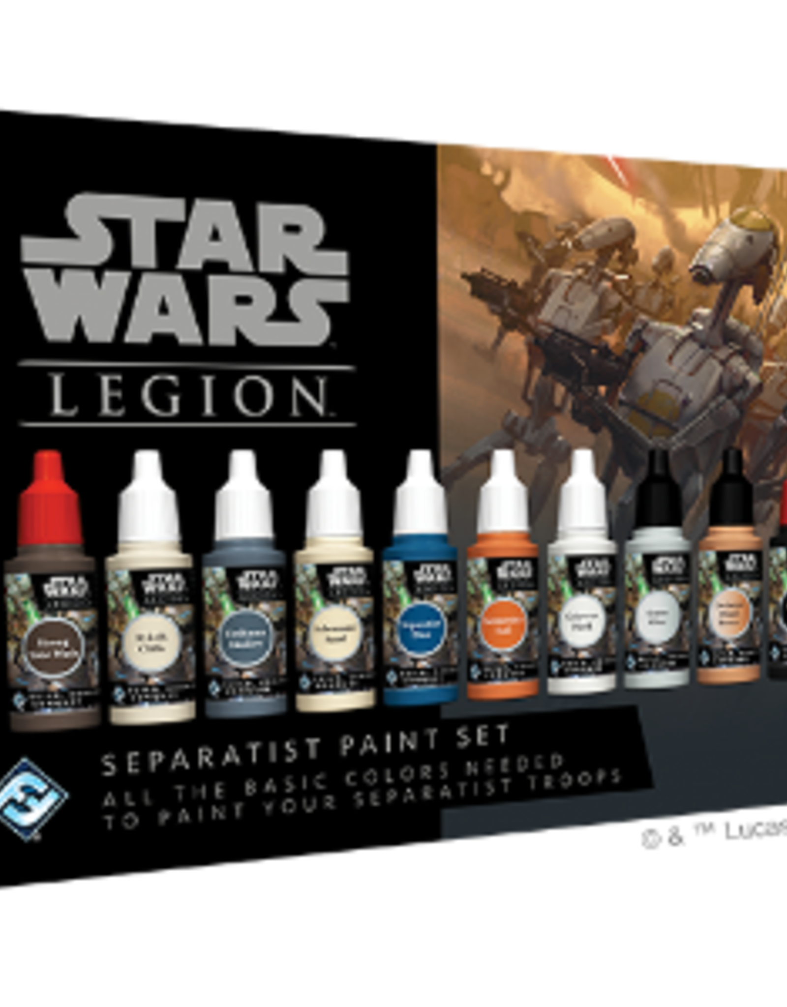 Seperatist Paint Set