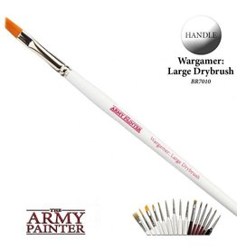 Brushes Wargamer Brush: Large Drybrush