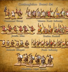 Carthaginian Bpxed Set