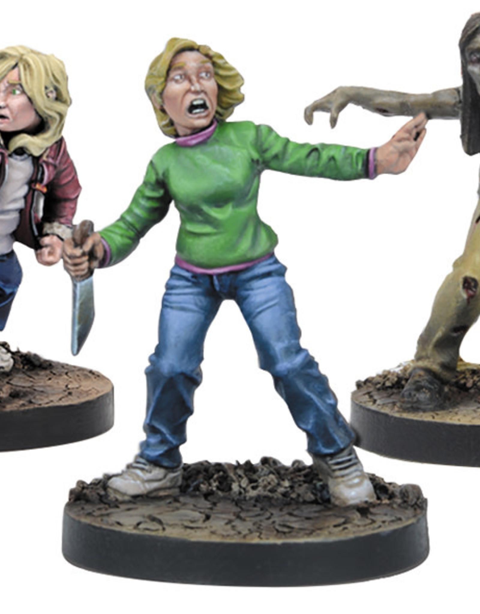 Mantic All Out War: Carol