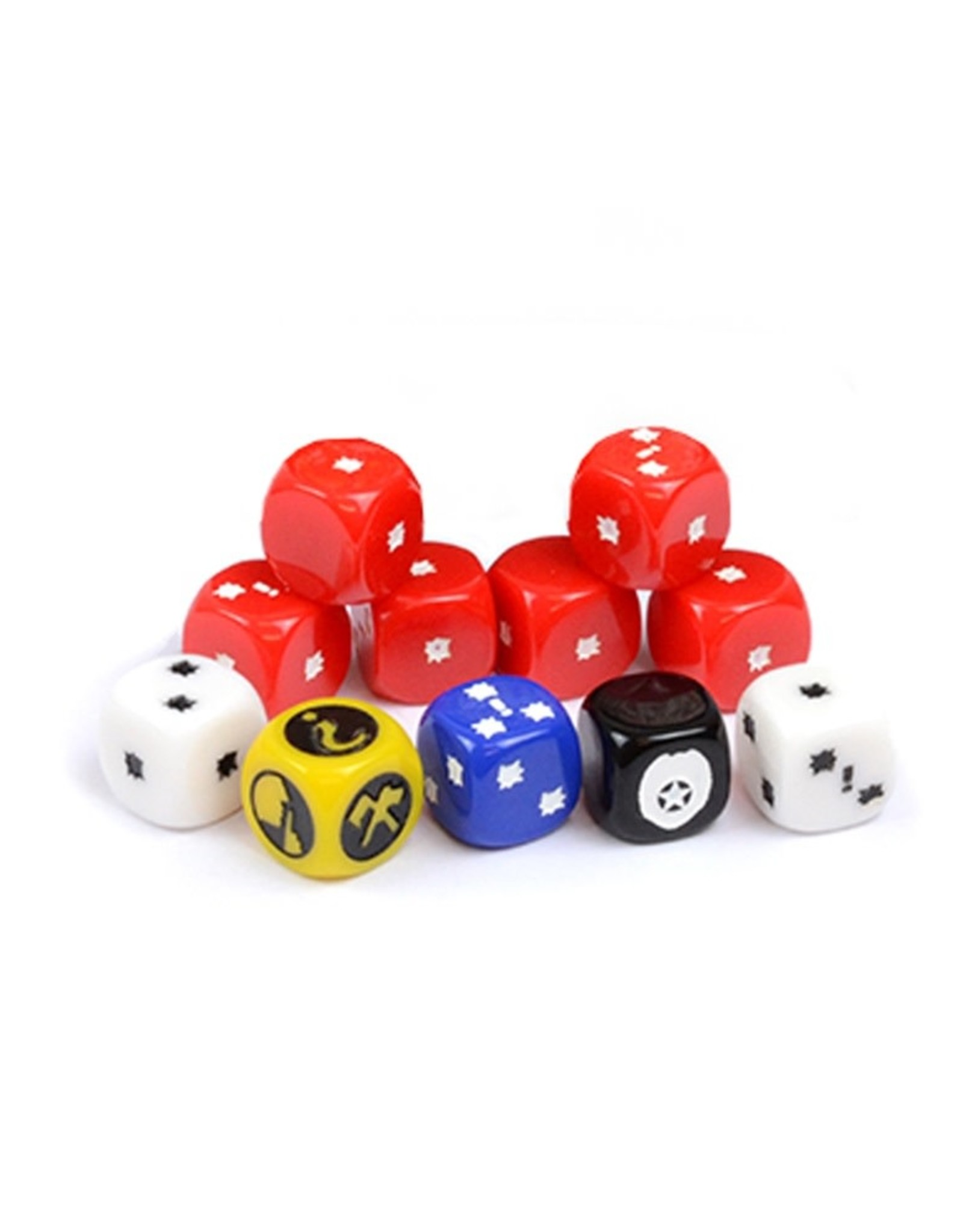 Mantic All Out War: Dice