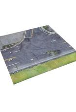 Mantic All Out War: Street Playmat