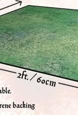 Grassy Fields Gaming Mat 2x2 v2