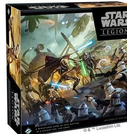 Fantasy Flight Games Legion: Clone Wars Core Set