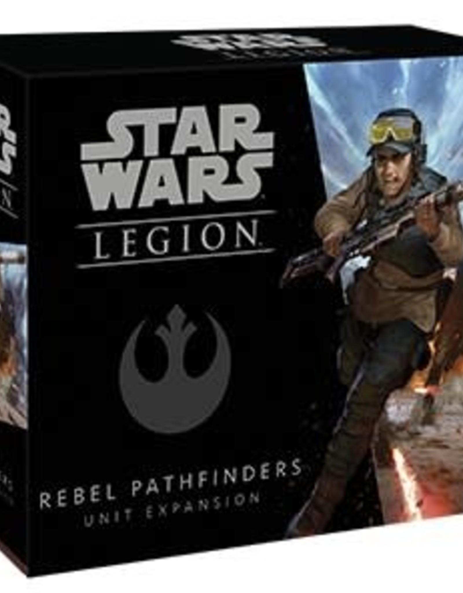 Fantasy Flight Games Legion: Rebel Pathfinders