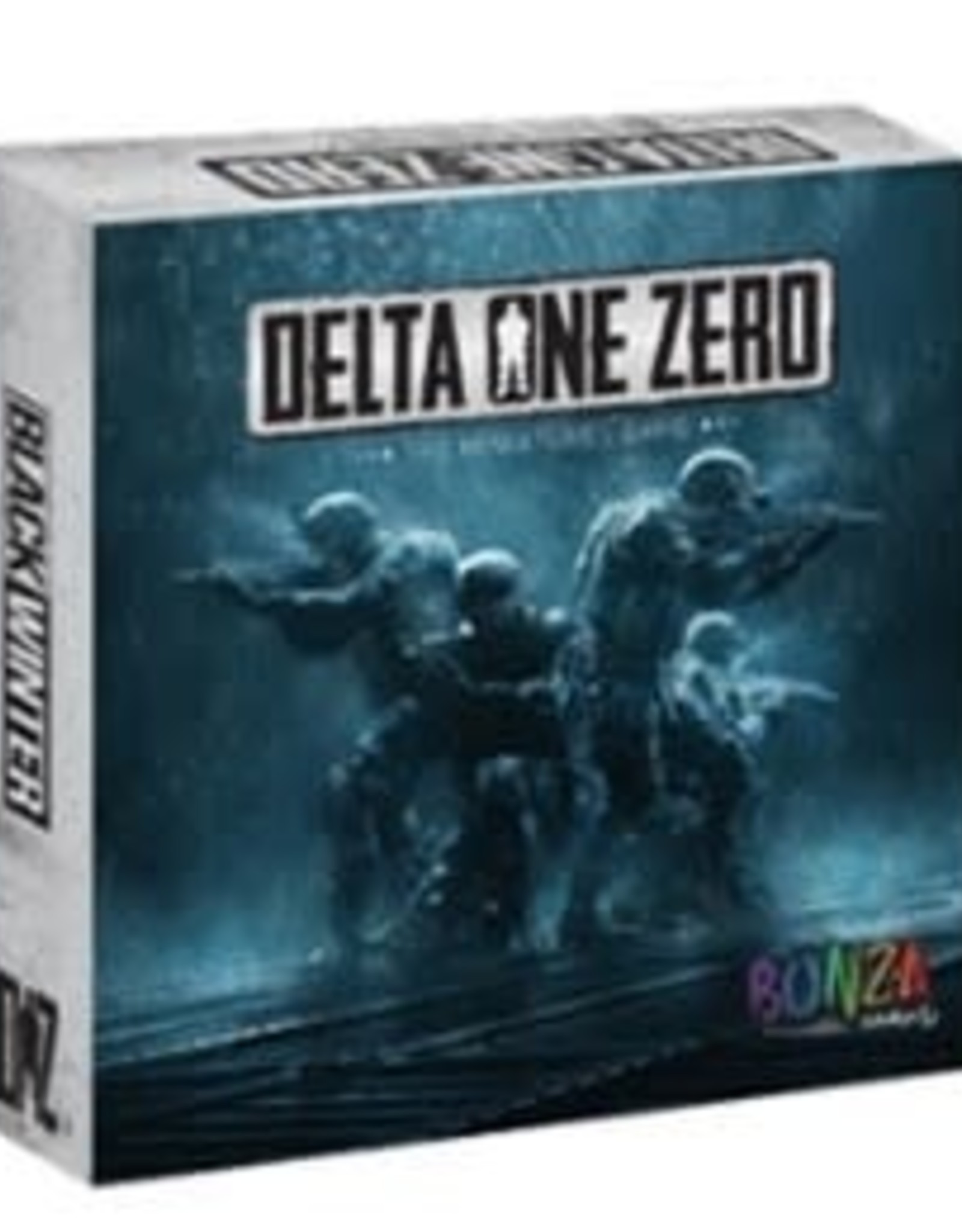 Bonza Delta One Zero:  Black Winter Starter Set