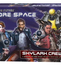 Battle Systems Core Space Skylark Crew