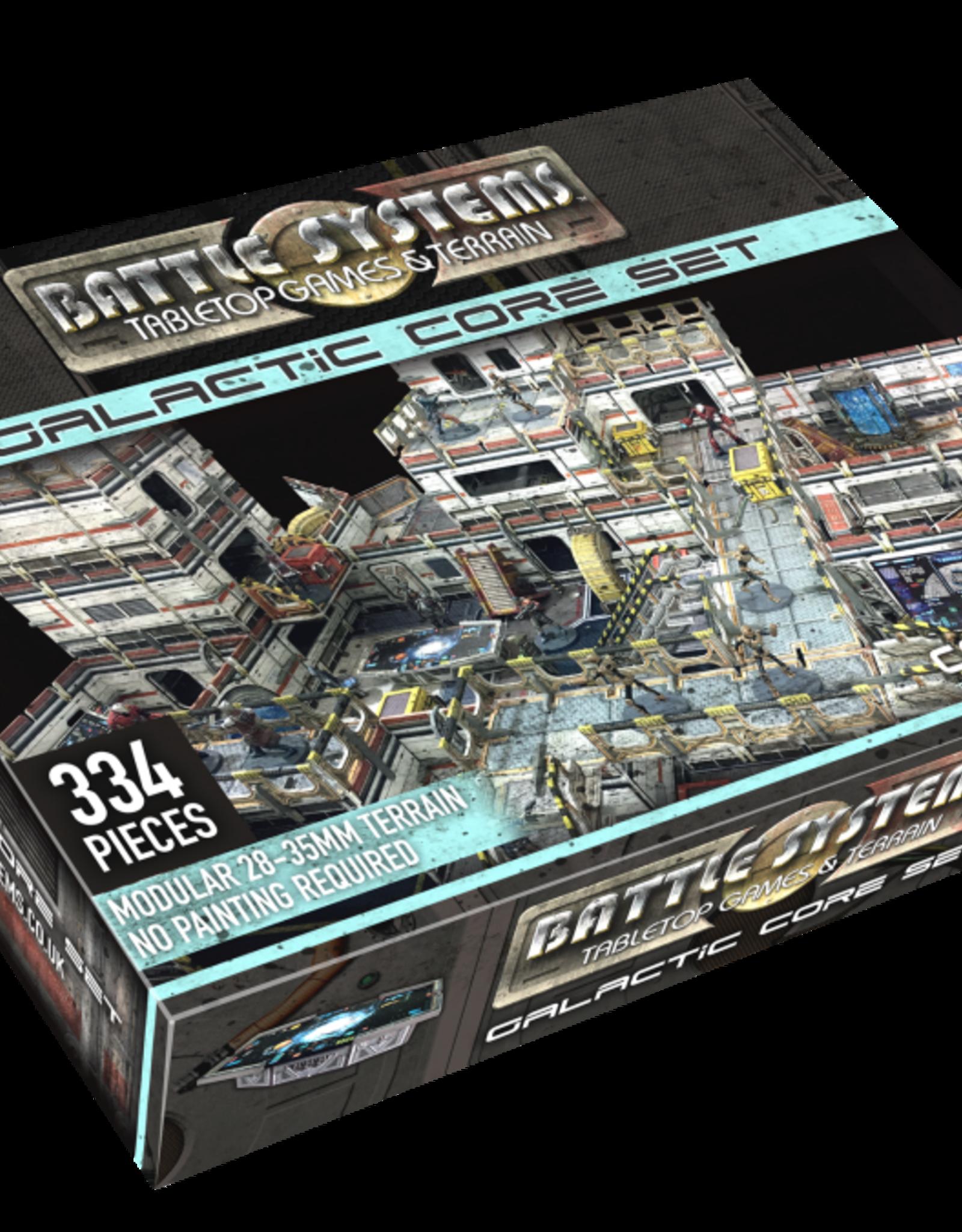 Galactic Core Set