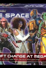 Core Space Shift Change at MegaCorp