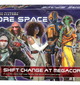 Battle Systems Core Space Shift Change at MegaCorp