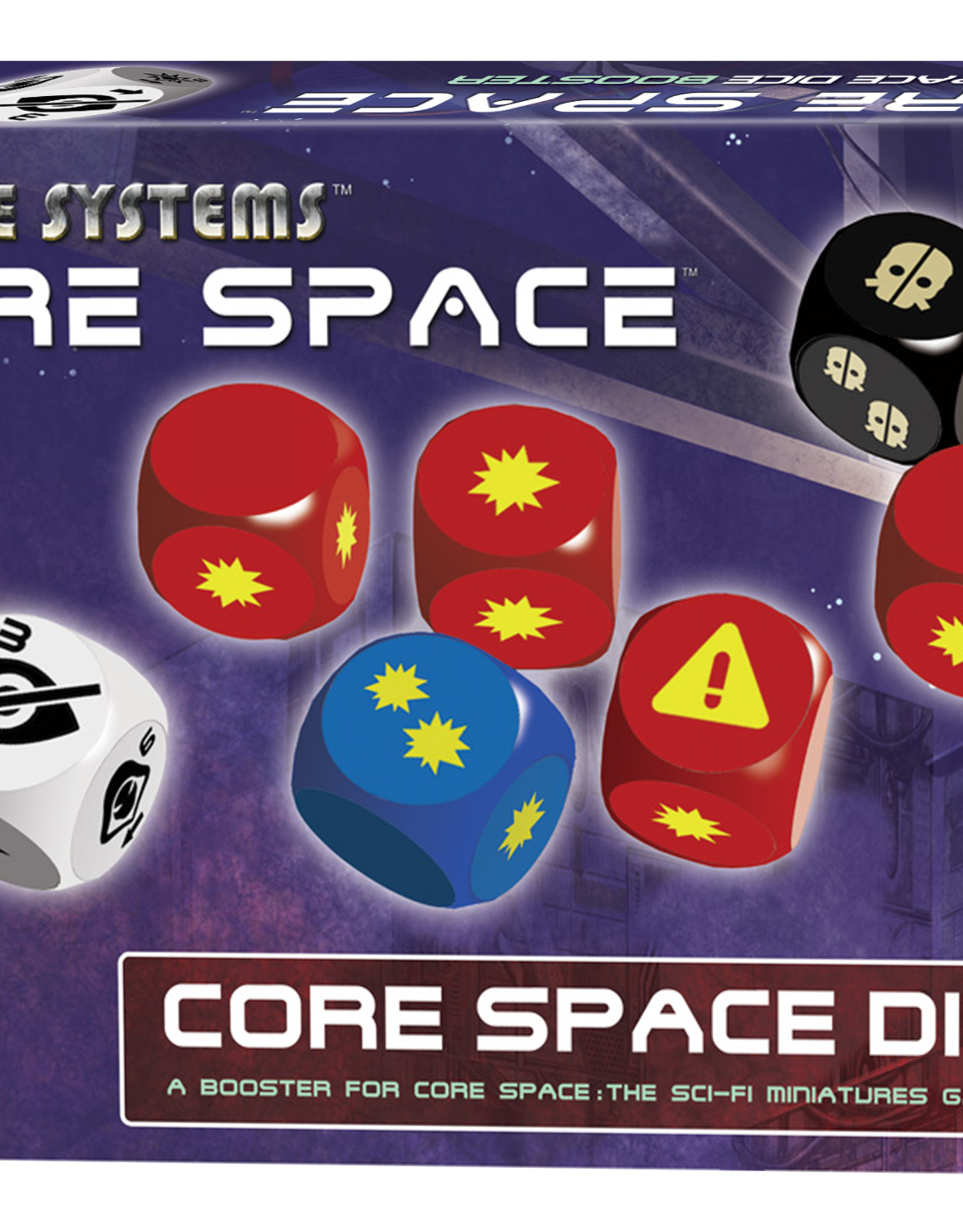 Battle Systems Core Space Dice Booster