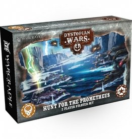 Warcradle The Hunt for the Prometheus (pre-order release date Jan 30th) Dystopian Wars Starter 2 player Starter