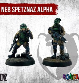 Bonza Spetsnaz Alpha