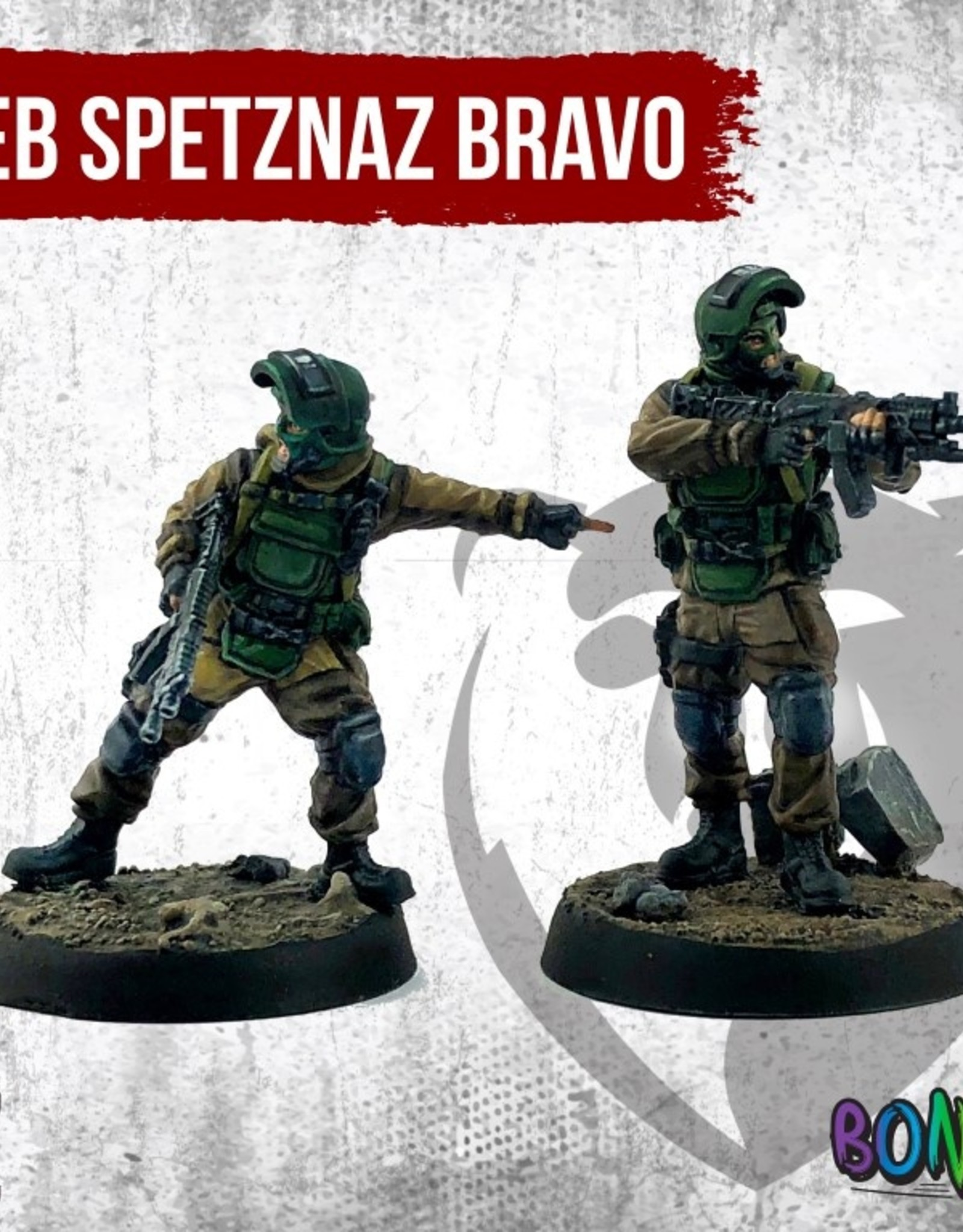 Bonza Spetsnaz Bravo