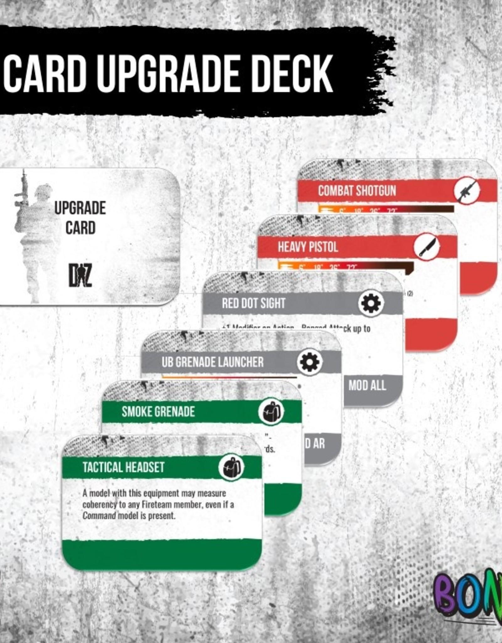 Bonza Delta One Zero Upgrade Cards