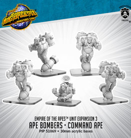 Privateer Press Monsterpocalypse: Bombers & Command