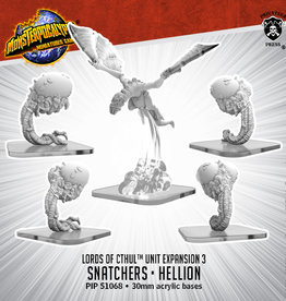 Privateer Press Monsterpocalypse: Snatchers & Hellion