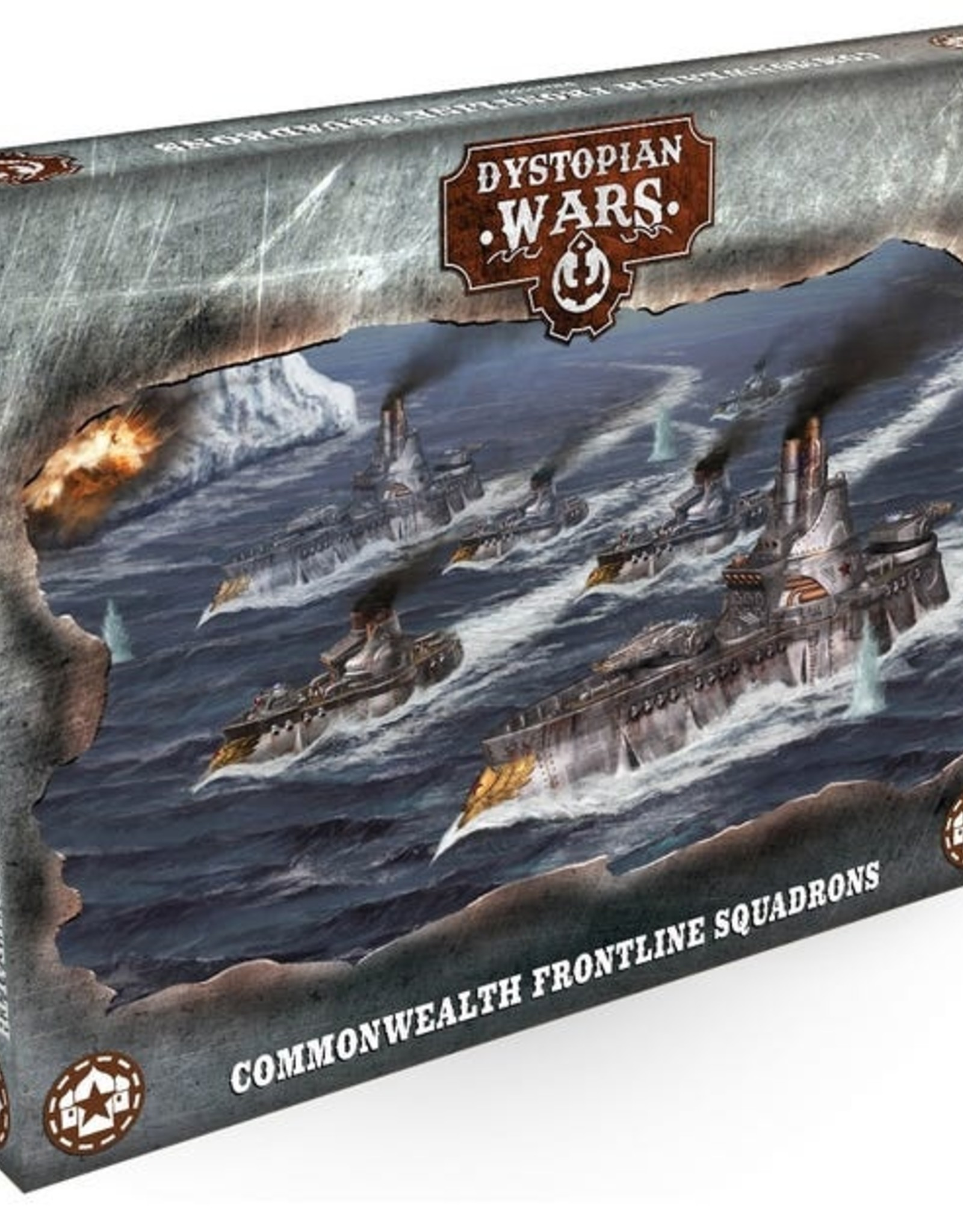 Warcradle Commonwealth Frontline Squadrons
