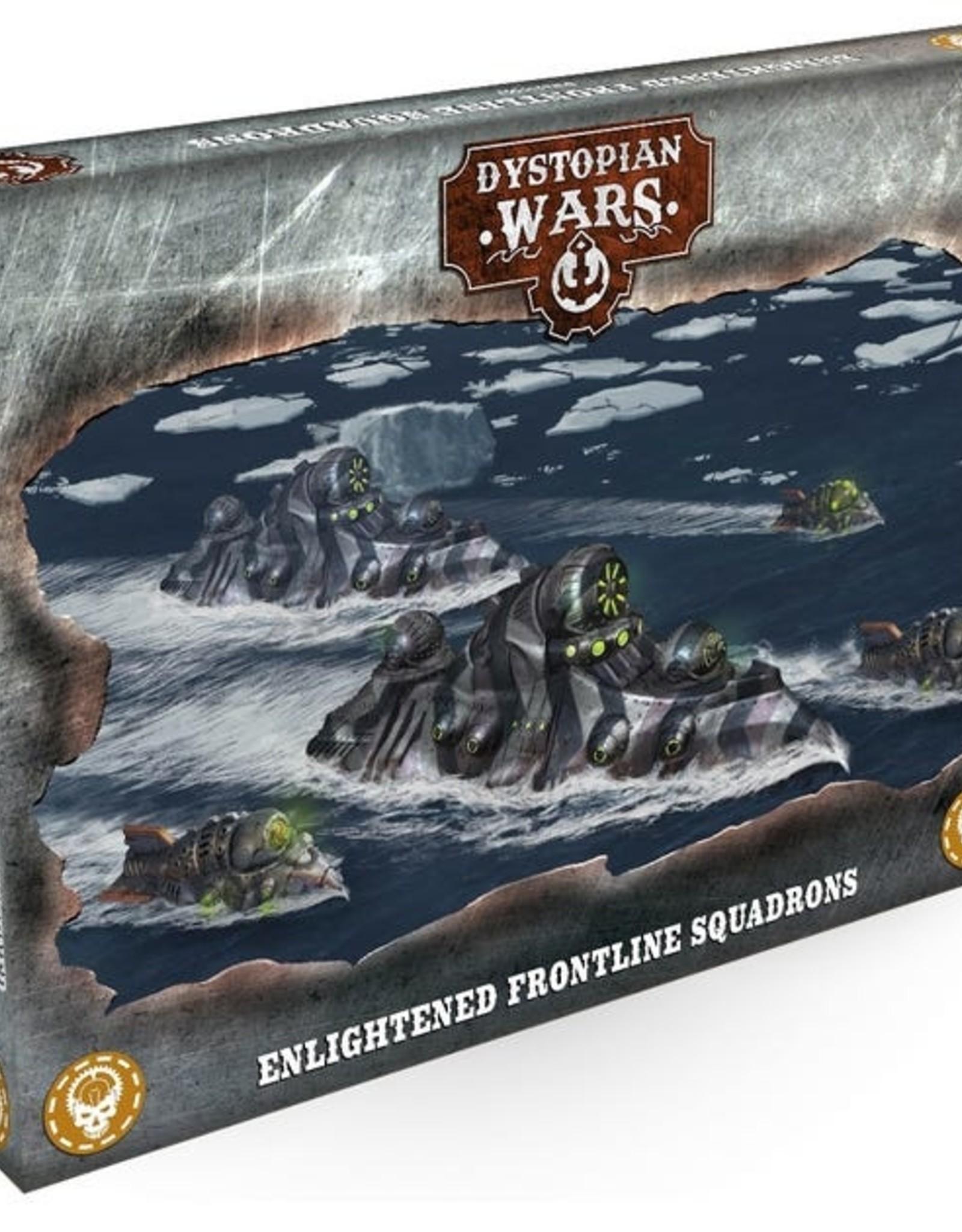 Warcradle Enlightened Frontline Squadrons