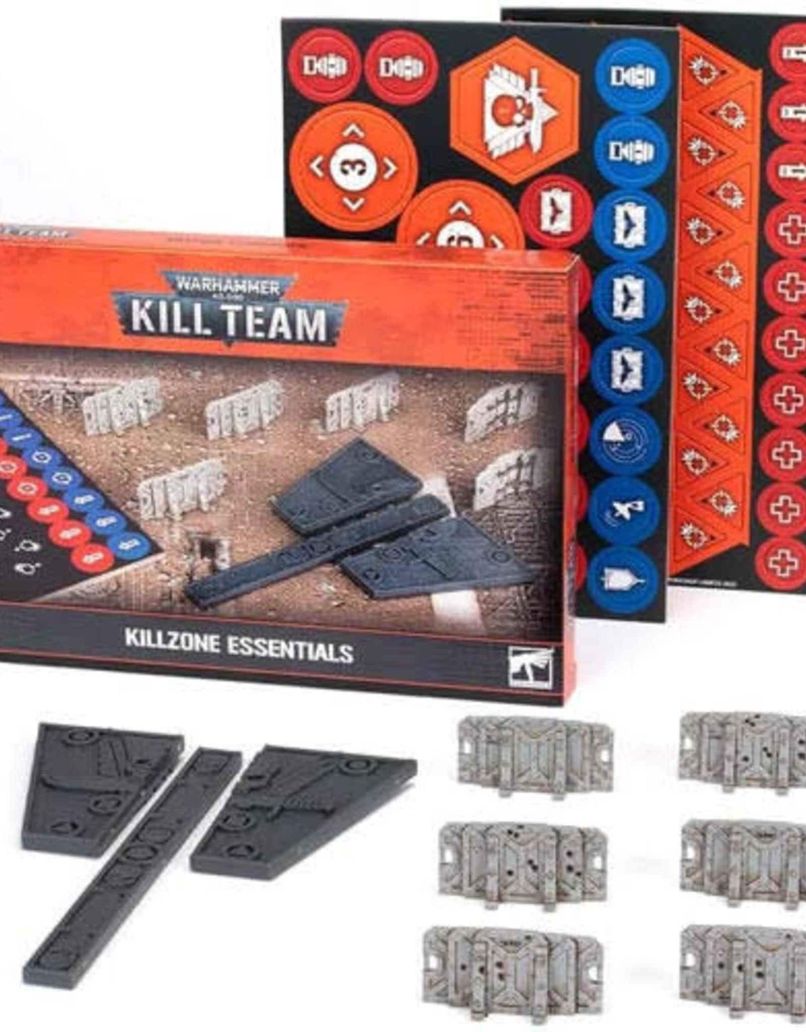 Games Workshop Kill Team: Killzone Essentials
