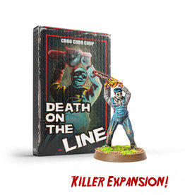 Black Site Studios Death on the Line (Boxcar Willy)