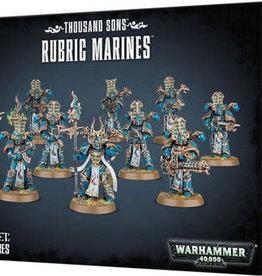 Games Workshop Bestsellers Rubric Marines