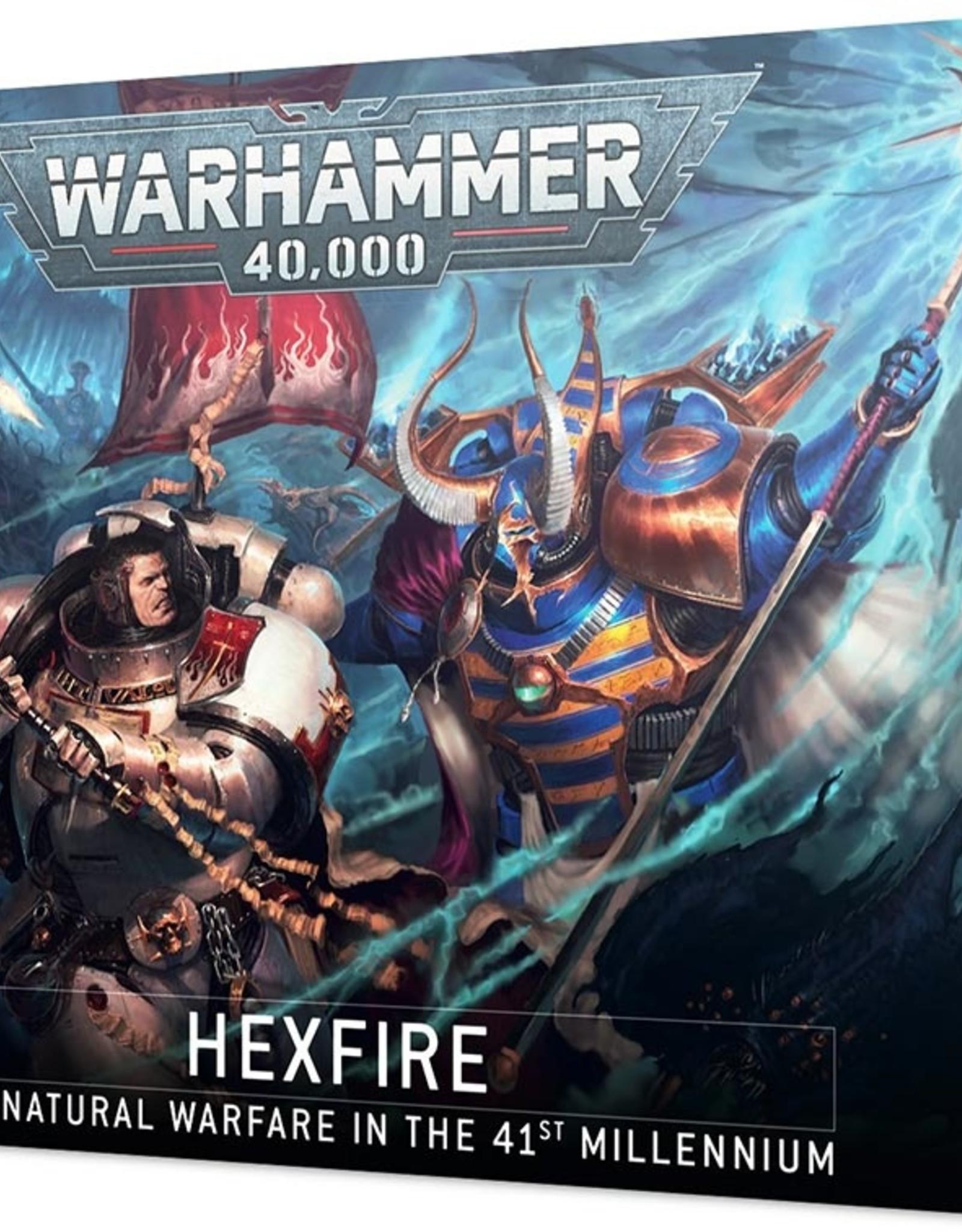 Games Workshop Warhammer 40000: Hexfire
