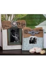 Evergreen Enterprises Vintage Wooden Photo Frame 4x4 Sm