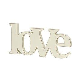 collins Love Cutout Sign