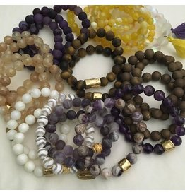 NOPA Tiger Eye With Charm