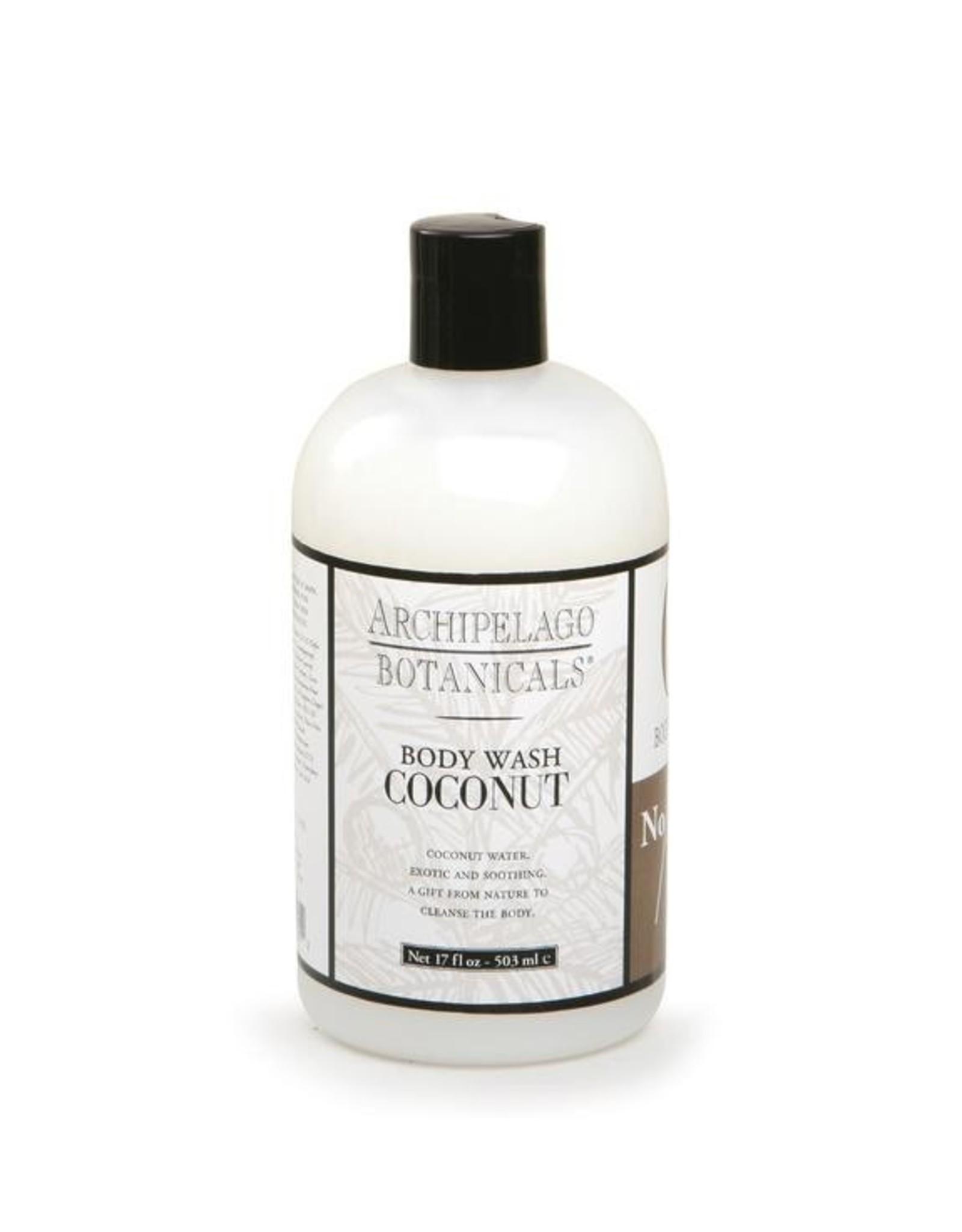 Archipelago 17oz Coconut Body Wash