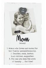 Mudpie Mom Magnetic Frame