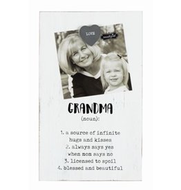 Mudpie Grandma Magnetic Frame