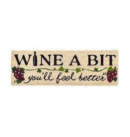 Evergreen Enterprises Wine A Bit Coir Switch Mat-Kensington