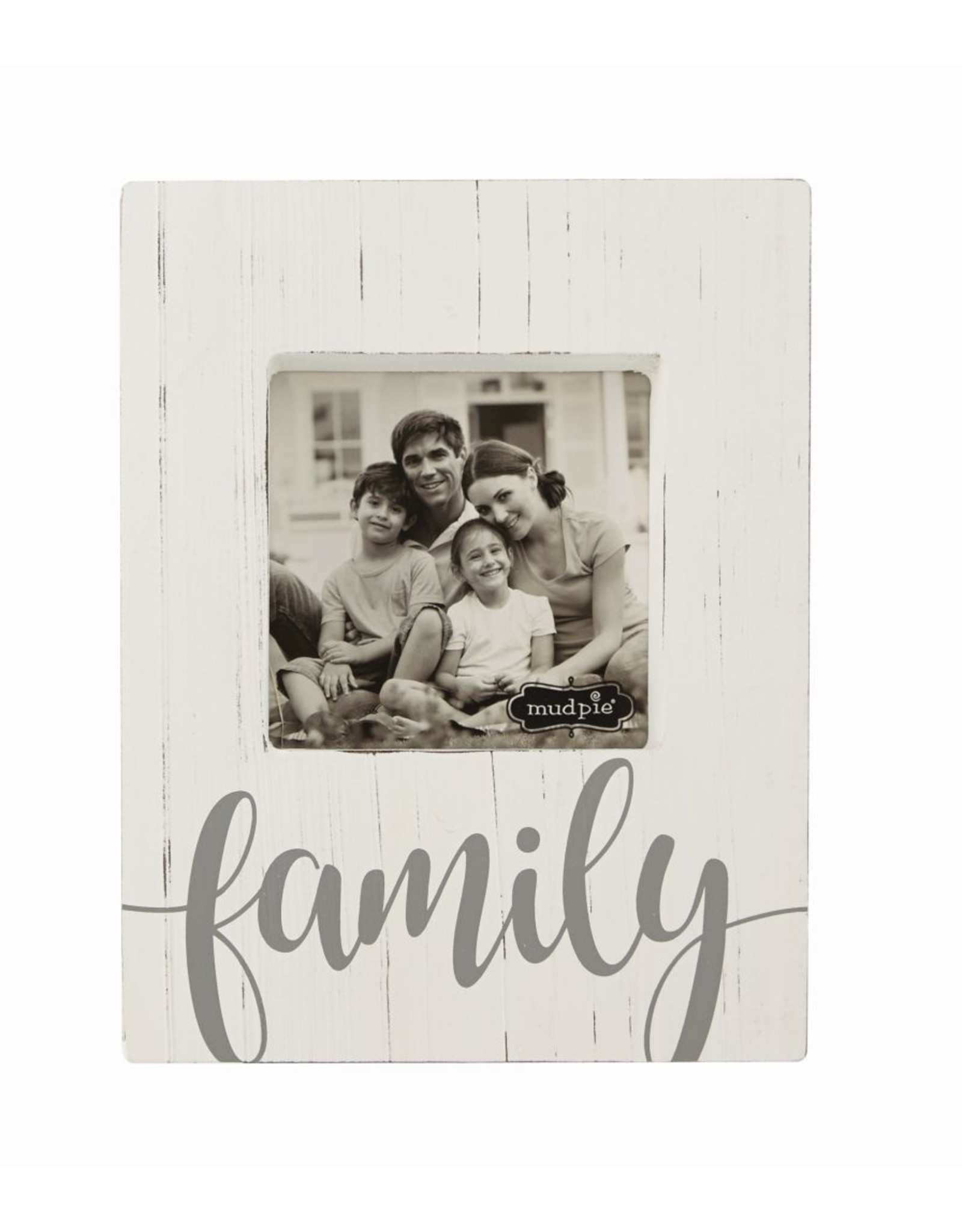 Mudpie Family Block Frame